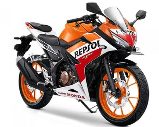 harga motor Honda CBR