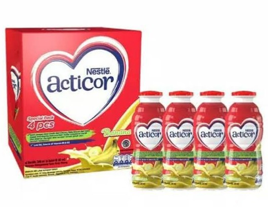Nestle Acticor Banana