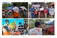 Donasi Korban Gempa