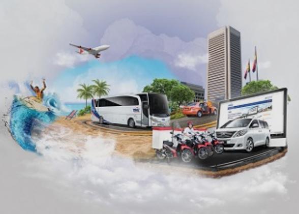 Perusahaan Transportasi Jakarta